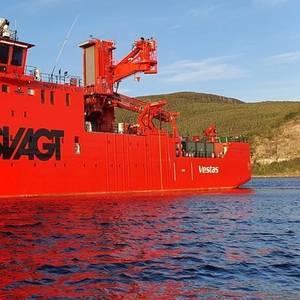 Havyard Leirvik Delivers Sixth SOV to Esvagt