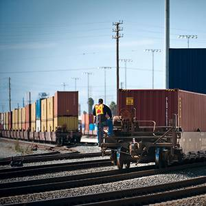 HDR to Lead $870M Rail Project at PoLB