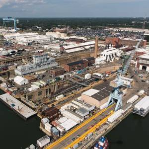 Huntington Ingalls Industries Helping Virginians Get Back to Work
