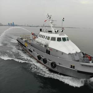Homeland Orders Security/Crew Vessels