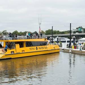 Hornblower to Resume DC Passenger Vessel Service