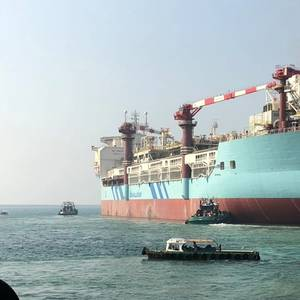 Hurricane FPSO Leaves Dubai After Upgrade, Shetlands First Oil Seen in H1