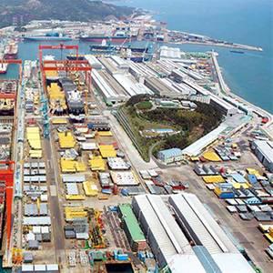 Hyundai Heavy Industries Consolidates Amid Coronavirus Slump