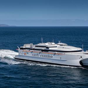 """Saint John Paul II"" Delivered to Virtu Ferries"