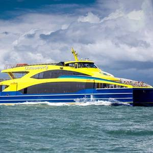 Two Incat Crowther 37s Delivered to Mexico