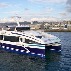 Incat Crowther 32 Demonstrates Bespoke Design