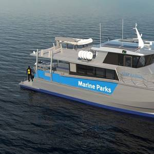 Incat Crowther to Design Patrol Vessel for Queensland
