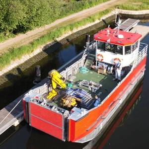 New Landing Craft Will Support RRS Sir David Attenborough