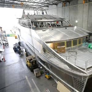 RDM Building New Catamaran for World Heritage Cruises