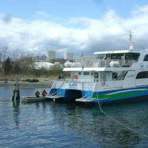 Another Ferry Delivered to MBTA in Boston