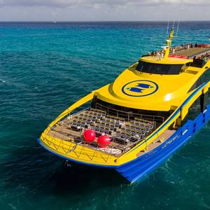 Catamaran Ferry Delivered to Ultramar