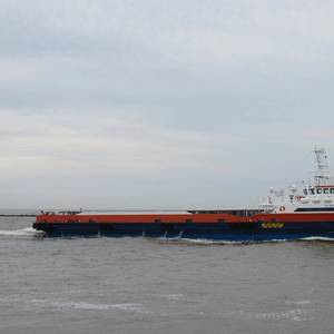 Fast Support Vessel Delivered for SEACOR