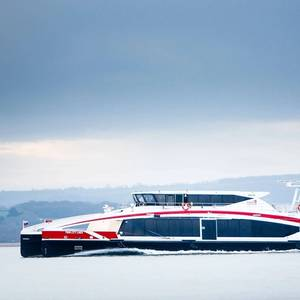 Scania Powers New Twin City Liner Ferry