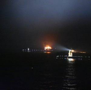 One Dead after Maersk Line Vessel Catches Fire