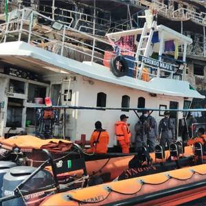 Hundreds Rescued from Indonesian Ferry Fire