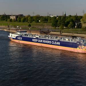 Ineos Adds New Gas Barges for Rhine Shipping