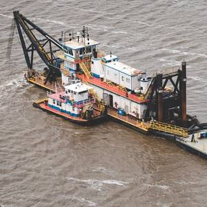 Robust Dredging on America's Inland Waterways