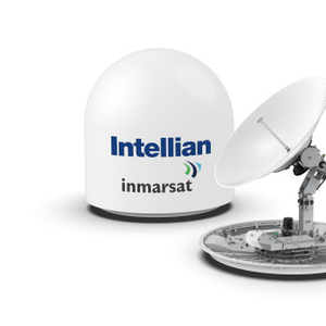 Intellian Debuts New Terminal