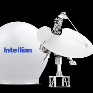 Intellian Launches Next Gen Tri-band Product