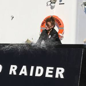 ITB Christens New Tug Island Raider