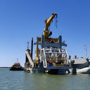 Jan De Nul Completes Port Hedland Dredging