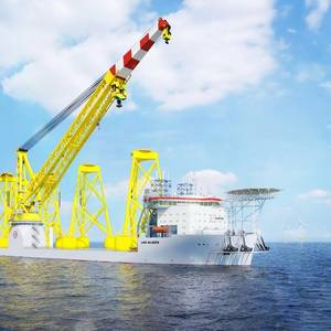 Jan De Nul orders Offshore Installation Vessel