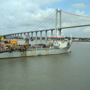 Port of Maputo Deepening Ops Complete