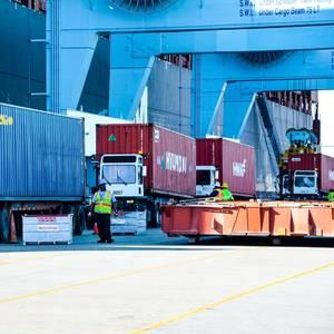 JAXPORT Sets Cargo Records
