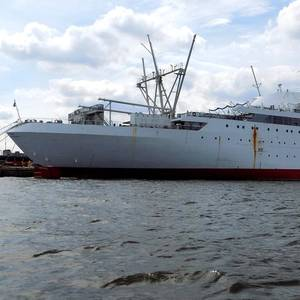 MARAD Seeking Comments on the Future of Nuclear Ship Savannah