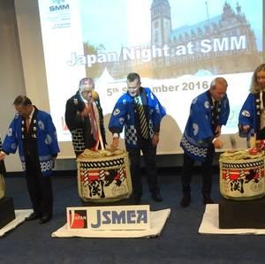 Japan Night Held at SMM 2016