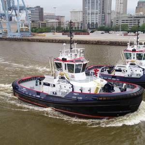 Alphatron Bridge Systems for Four Seabulk Tugs