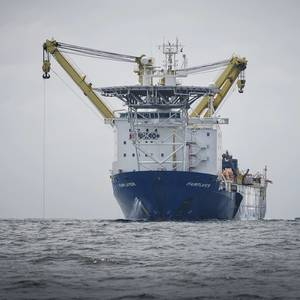 Shell Awards Deepwater Installation Contract in GOM