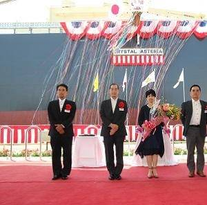 Japan's First LPG-fueled LPG Carrier Named