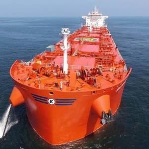 Klaveness' New Combination Carrier Delivered from New Yangzi Shipyard