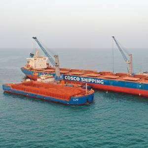 Konecranes Wins Chinese Order for Two Barge Cranes