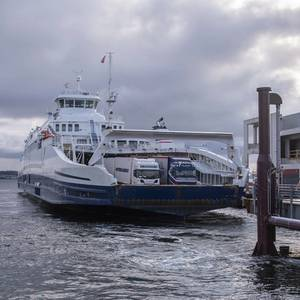 Automatic Ferry Enters Regular Service in Norway