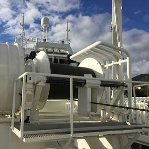Kongsberg to Deliver Large Electric Winch Package for JFK Trawler