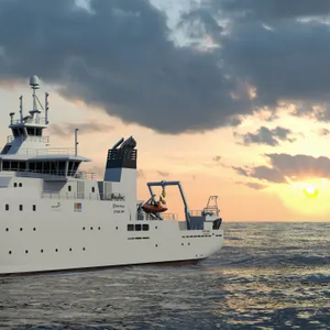 Kongsberg to Equip Belgian Research Vessel