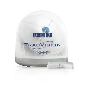 KVH Introduces TracVision UHD7