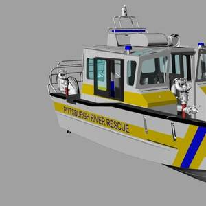 Pittsburgh Selects Lake Assault Boats