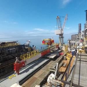 Sakhalin: Offshore Heavy Lift Refit
