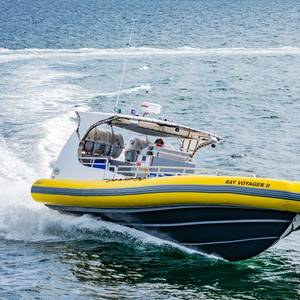 Armstrong Launches RHIB Tour Boat