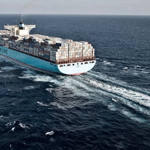 Maersk to Split Into Two Divisions