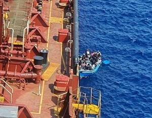 Maersk Captain Calls for Help for Migrants Stuck on Board
