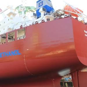 Ships Pass Dual-Fuel Methanol Milestone