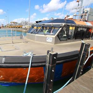Auckland Port and Pilot Fined for Excessive Speed