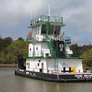 Osage Takes Towboat Delivery from Master Marine