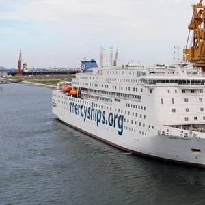 Wärtsilä Powers Mercy Ship's New Hospital Ship