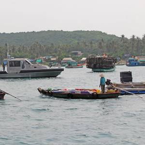 US-built Patrol Boats Delivered to Vietnam