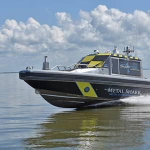 Metal Shark, ASV Global Roll Out Autonomous Vessels